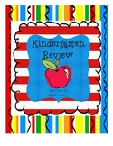 Kindergarten Review for Beginning of First Grade