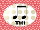 Kindergarten Rhythms Ta, Shh, & Titi