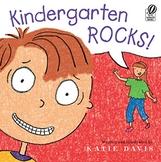 Kindergarten Rocks! Lesson Plan Bundle