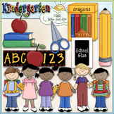 Kindergarten Round Up Clip Art - Kindergarten Clip Art - C