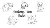 Kindergarten Rules