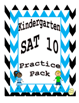 Kindergarten SAT 10 Math Practice