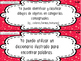 Kindergarten SLA TEKS (Spanish Language Arts) in red