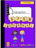 Kindergarten STEM Challenge Journal