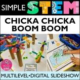 STEM Challenge: Chicka Chicka Boom Boom