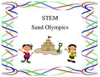 STEM Sand Olmypics