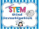Kindergarten STEM- Wind