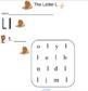 Kindergarten Saxon Phonics Lessons 1-5