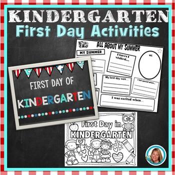Kindergarten School Frame