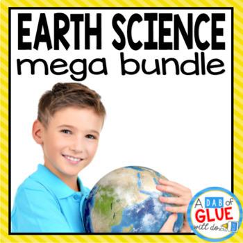 Kindergarten Science Bundle : Earth Science {Growing Bundle}