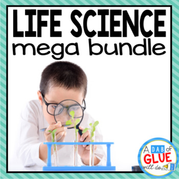 Kindergarten Science Bundle : Life Science {Growing Bundle}