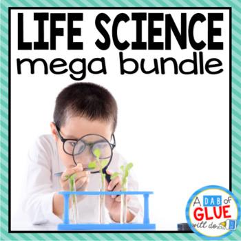 Kindergarten Science Bundle : Life Science Bundle