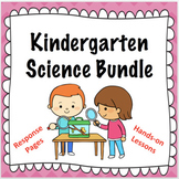 Kindergarten Science Bundle at 20% Savings