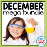 Kindergarten Science Bundle for December