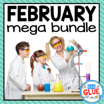Kindergarten Science Bundle for February