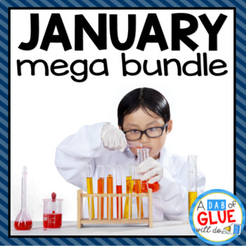 Kindergarten Science Bundle for January