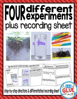 Kindergarten Science Experiments for April