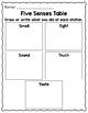 Kindergarten Science Experiments for August