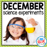 Kindergarten Science Experiments for December