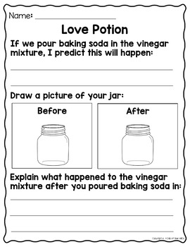 Kindergarten Science Experiments for February