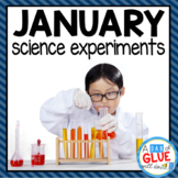 Kindergarten Science Experiments for January