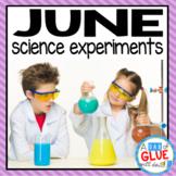 Kindergarten Science Experiments for June