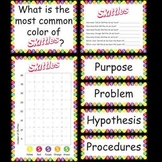 Science Fair Project - Skittles