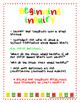 Kindergarten Science Inquiry: The Gummy Bear Experiment
