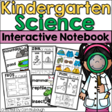Kindergarten Science - Interactive Journal - Distance Learning