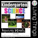 Kindergarten Science Living Things