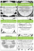 Kindergarten Science National Standards Printable Posters and Display Set