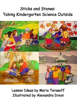 Primary Level Science Outdoor Lesson for Ecology
