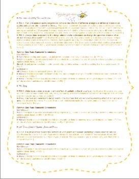 Kindergarten Science Standards (NGSS)