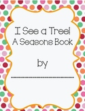 Kindergarten Science Tree Observation Book