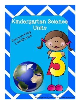Kindergarten Science Unit 3