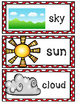 Kindergarten Science Day and Night Sky