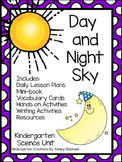 Kindergarten Science Day and Night Sky