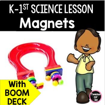 Kindergarten Science Unit Lesson Magnets