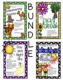 Kindergarten Science Units BUNDLE