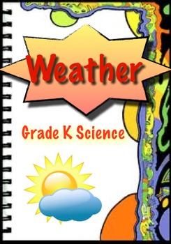 Kindergarten Science - Weather