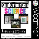 Kindergarten Science Weather
