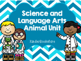 Kindergarten Science Wild and Domestic Animals
