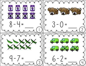 Kindergarten Scoot Bundle