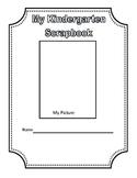 Kindergarten Scrapbook