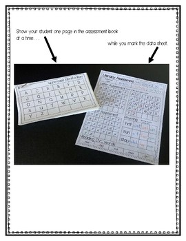 Kindergarten Screening Assessment