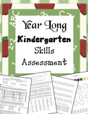 Kindergarten Screening Test to Use All Year