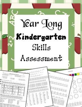 Kindergarten Screening Test to Use All Year