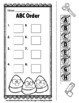 Kindergarten Seasonal ABC Order Packet