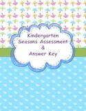 Kindergarten Seasons