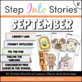 Kindergarten September Lesson Plans